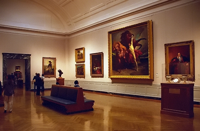 Boston Museum of Art